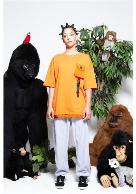 twicetoonice | T-Shirt | AWT01ARANCIO