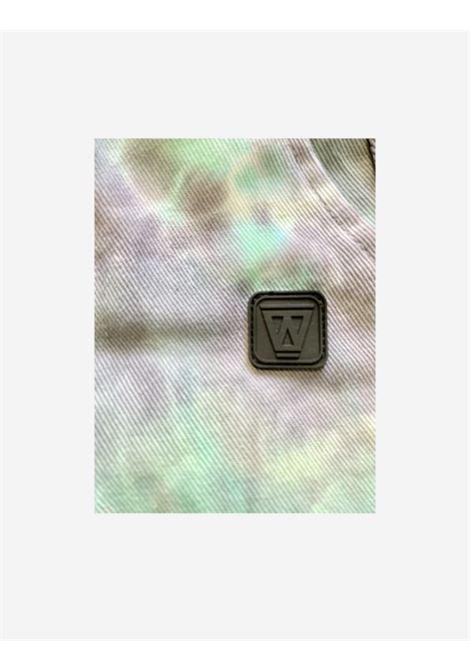 Twicetoonice | Pantalone | PBDYEDYE VERDE