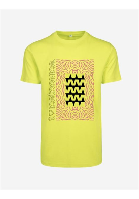 Twicetoonice | T-Shirts | T03LIME