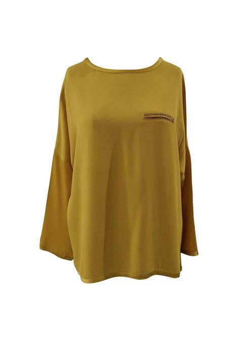 VDP ecru t-shirt blouse Vdp | T-Shirts | BL02XS0FD7V0SEFSDBECCO D'ANATRA