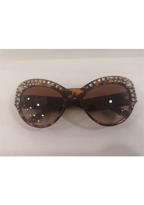 Versace tortoise gold studs Sunglasses NWOT Versace | Occhiali | NM02015S0FEDLIM ED BORCHIE