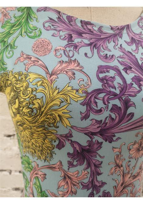 Versace | Abito | SD02080ADCELESTE