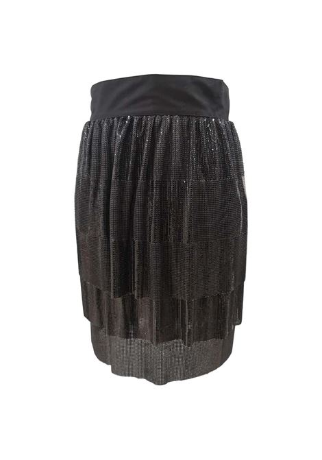 Gianni Versace black Skirt Versace | Gonna | SD020ZA50DCNERO