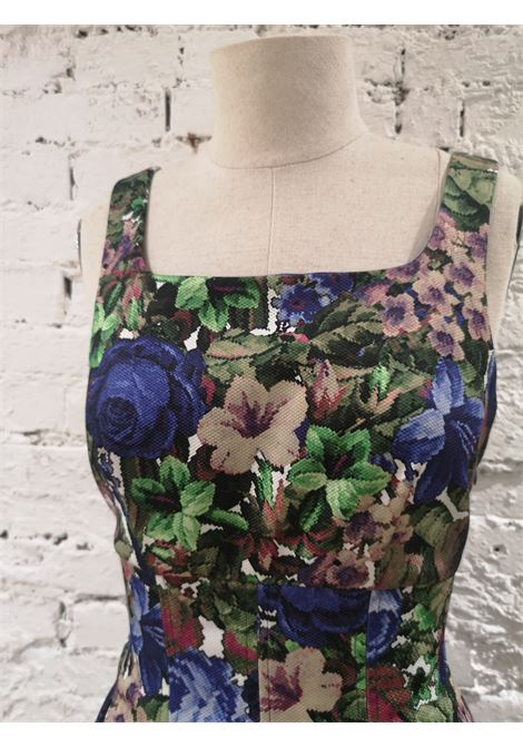 Darling blue flowers dress VIntage | Dresses | BL020XSF60CSDARLING