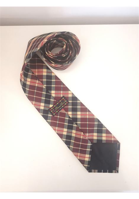 Daniel Levil multicoloured tie VIntage |  | CRAVATTA13