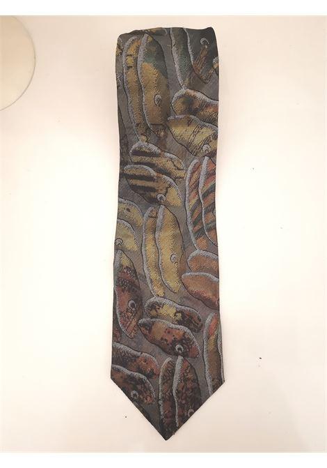 Nino Salzano multicoloured silk tie VIntage |  | CRAVATTA17