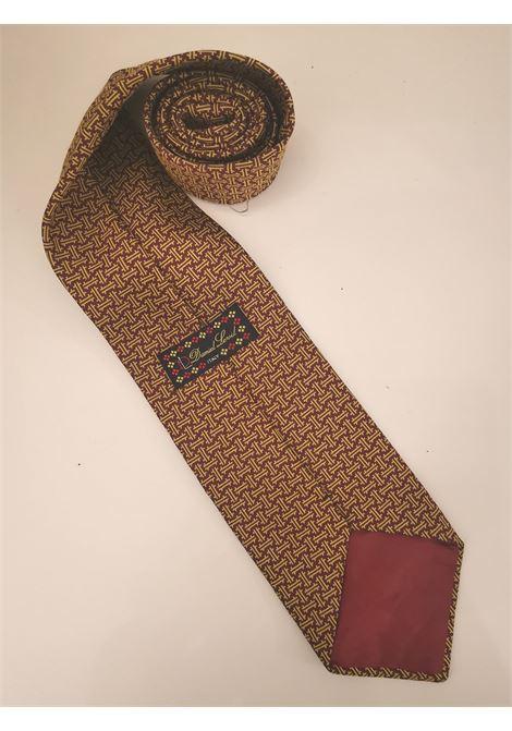 Daniel Levil Multicoloured Tie VIntage |  | CRAVATTA19