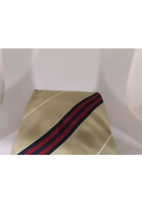 Thomas multicoloured silk tie VIntage | Cravatta | CRAVATTA23