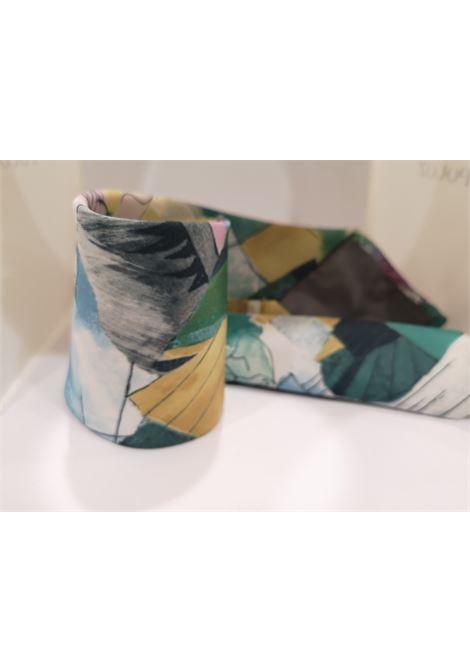 Effetto seta multicoloured silk tie VIntage |  | CRAVATTA35