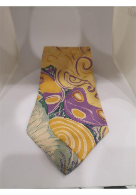 Dino Erre Multicoloured silk tie VIntage | Cravatta | CRAVATTA36