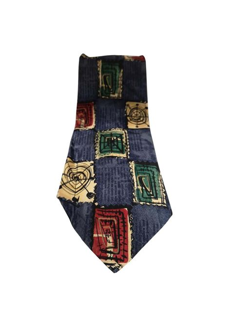 Svilanti multicoloured silk tie VIntage |  | CRAVATTA41