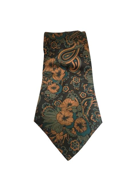 Nino Salzano multicoloured silk tie VIntage |  | CRAVATTA53
