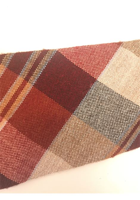 Peter's House multicoloured tie VIntage   Cravatta   CRAVATTA5