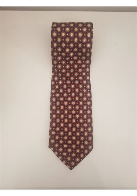 Paolo Vessella multicoloured tie VIntage |  | CRAVATTA6