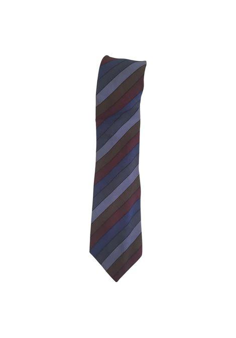 Andrea Chenier multicoloured silk tie VIntage | Cravatta | CRAVATTA8