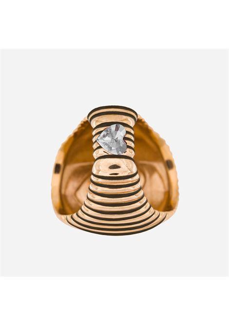 Cor ring Acchitto | Rings | COR CRYSTALAN0003