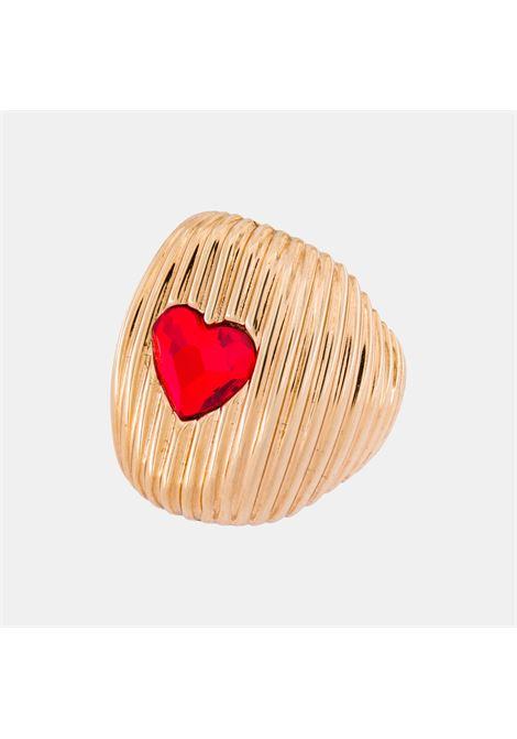 Cor anello rosso Acchitto | Rings | COR ROSSOROSSO