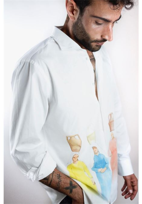 Axel Paparusso | Shirts | CONTADINE-