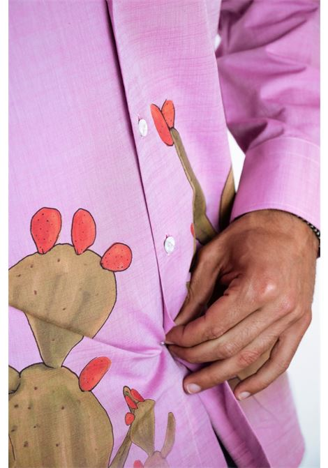 Axel Paparusso | Shirts | FICHI D'INDIA-