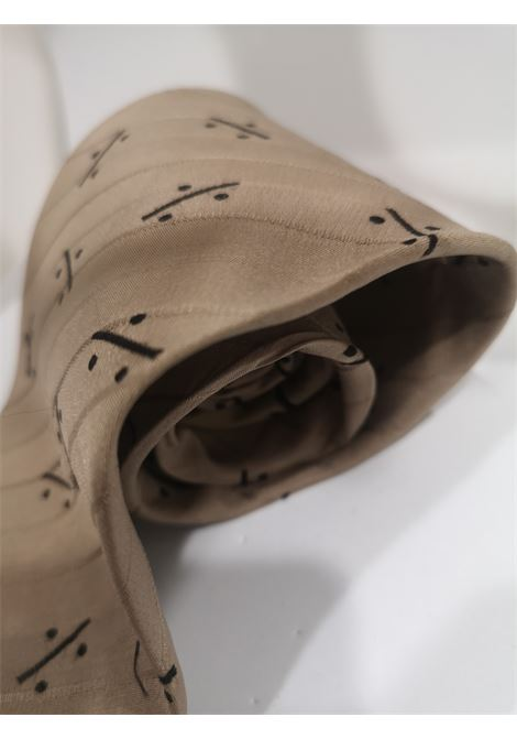Giorgio Armani beige multicoloured tie Armani |  | TIEBEIGE