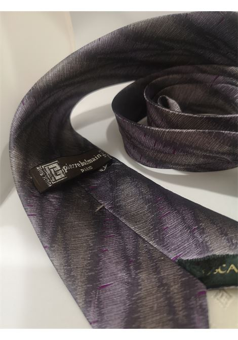 Pierre Balmain Vintage multicoloured silk tie Balmain | Cravatta | TIE-VIOLA