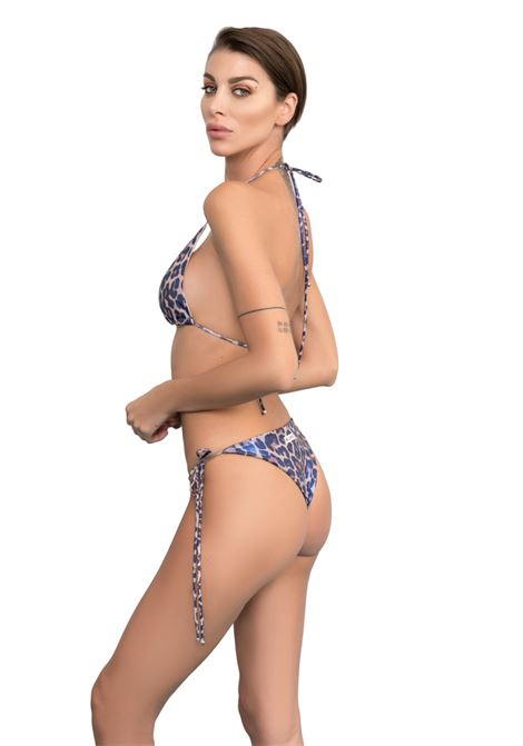 BG Love animal print swimsuit Bg love | Beachwears | 10141TRIANGOLO