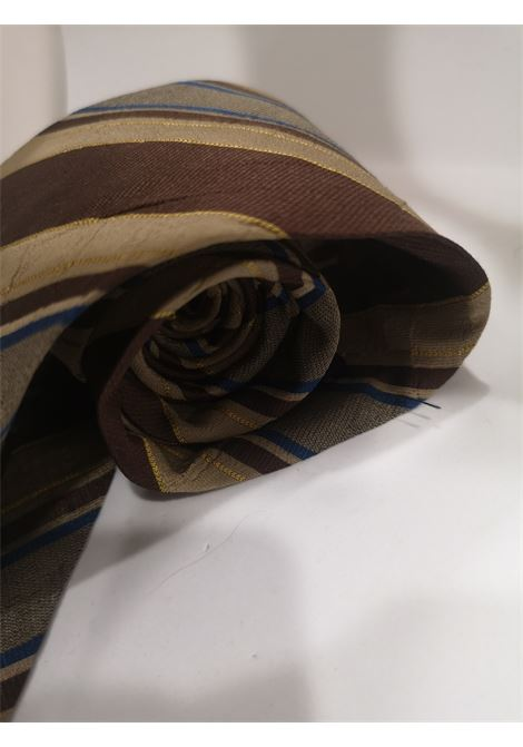 Boss vintage multicoloured tie Boss |  | MARRONEMULTI