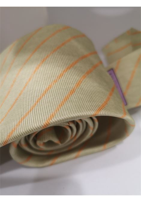 Bulgari Vintage multicoloured tie Bulgari | Cravatta | TIE11VERDE