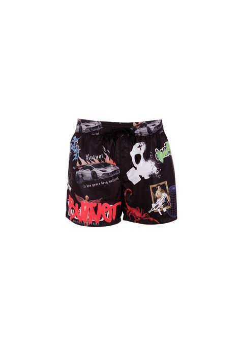 Butnot graffiti beachwear Butnot | Beachwears | U9050GRAFFITI