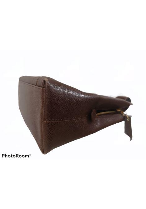 Chanel brown leather Shoulder bag Chanel | Borsa | AMGV021XA14KXSOMMARRONE PELLE