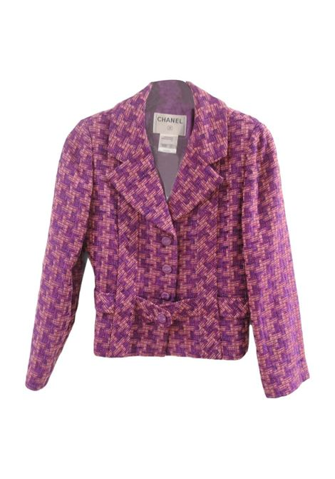 Chanel | Jackets | AT021XS1250GTVROSA VIOLA
