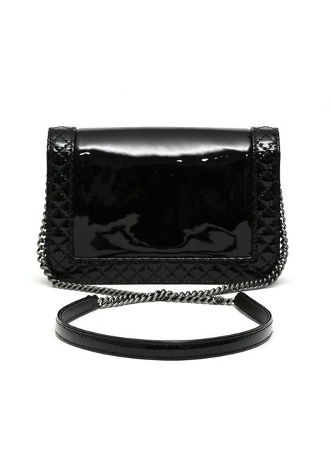 Chanel black boy patent leather handbag Chanel | Borsa | BOY BLACK PATENTNERO