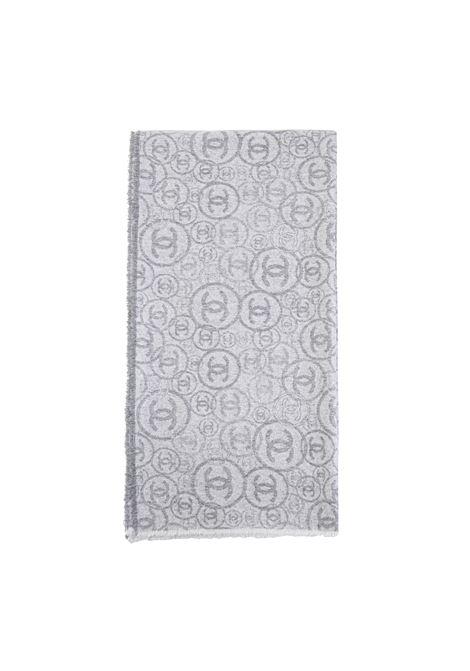Chanel Cachemire shawl Chanel   Scialle   CACHEMIRE145*145