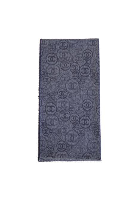Chanel Cachemire shawl Chanel   Scialle   CACHEMIREGRIGIO