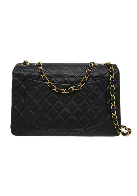 Chanel black maxi jumbo shoulder bag Chanel | Borsa | JUMBO BLACKNERO
