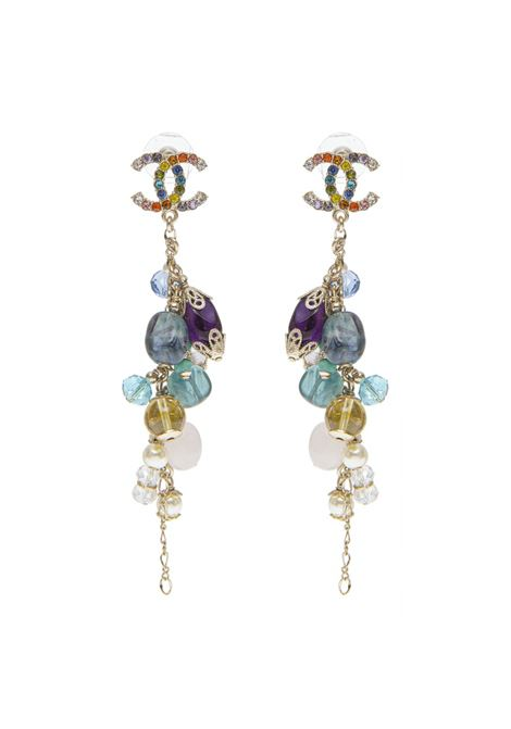 Chanel pendant earrings Chanel | Orecchini | PENDENTIPIETRE