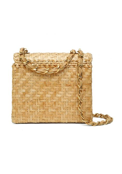 Chanel Rare rattan shoulder bag Chanel | Borsa | RATTANCESTINO