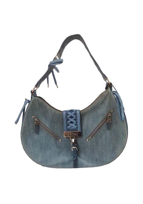 Christian Dior Admit it denim shoulder bag Christian Dior | Bags | AMGV02145XS0DENIM
