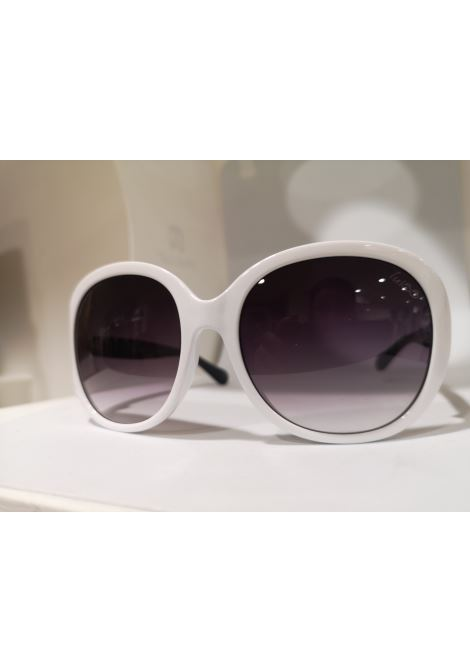 Luisstyle white sunglasses NWOT D style | Occhiali | CASSIOPEABIANCO