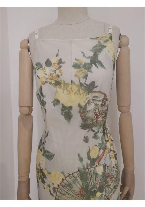 Dolce & Gabbana white flower print dress Dolce&Gabbana | Dresses | AC02115ZA0DCFIORI