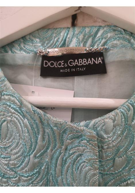 Dolce&Gabbana | Jackets | AT021XS35R0LUREX