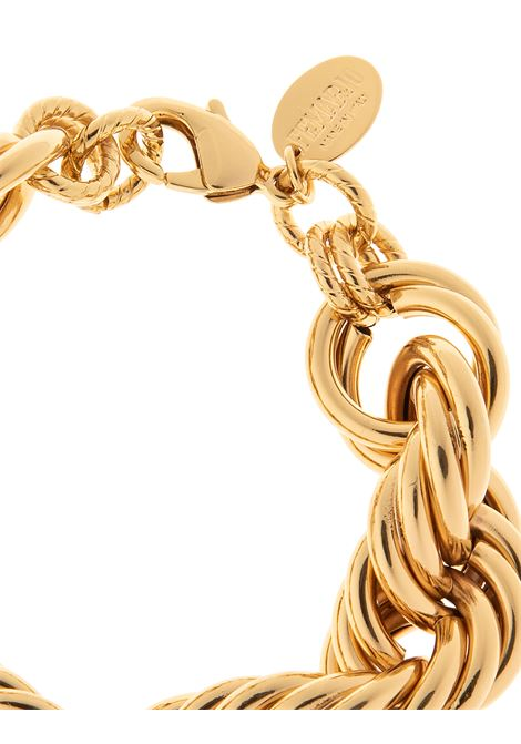 Linda 24kt gold plated brass brecelet Femarjo | Bracelets | LINDA BRORO