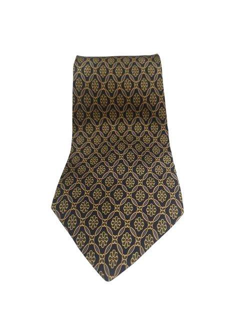 Fendi blue multicoloured silk tie Fendi |  | TIEBLUE