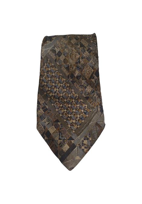 Fendi multicoloured vintage silk tie Fendi |  | TIEMULTI12