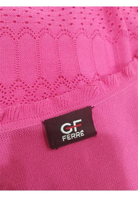 Gianfranco Ferrè fucsia twin set Gianfranco Ferre | Cardigan Sweaters | AC02170SFCFUCSIA