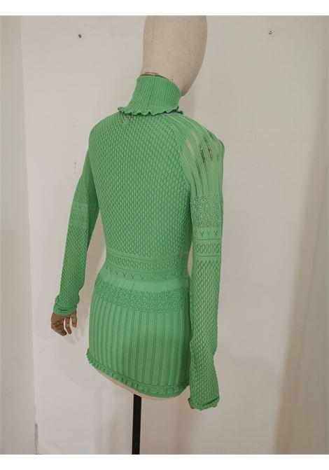 Gianfranco Ferré green twin set Gianfranco Ferre | Cardigan Sweaters | AC02170SFCVERDE