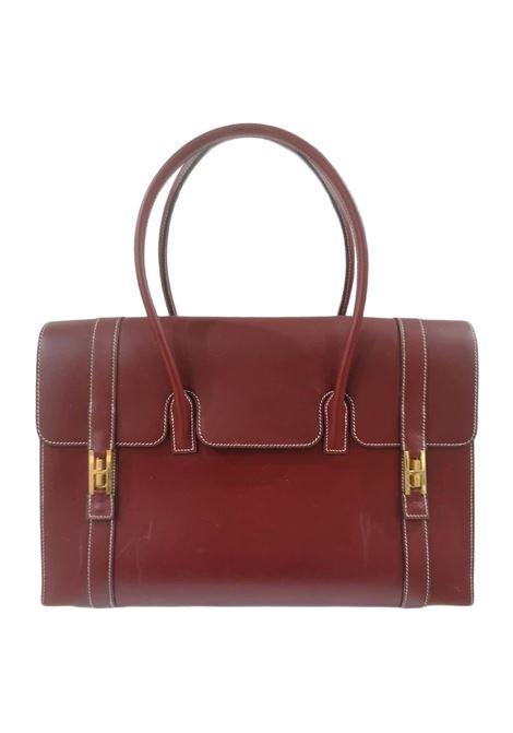 Hermès bordeaux shoulder bag gold tone hardware Hermes | Borsa | AMGV021XAS22KBORDEAUX