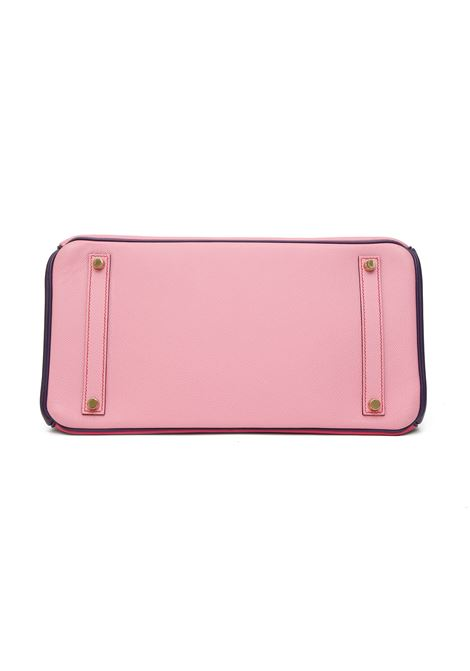 Hermés Birkin 35 ultra violet, pink rose confetti, fucsia rose tyrien Hermes | Borsa | BIRKIN35TRICOLOUR