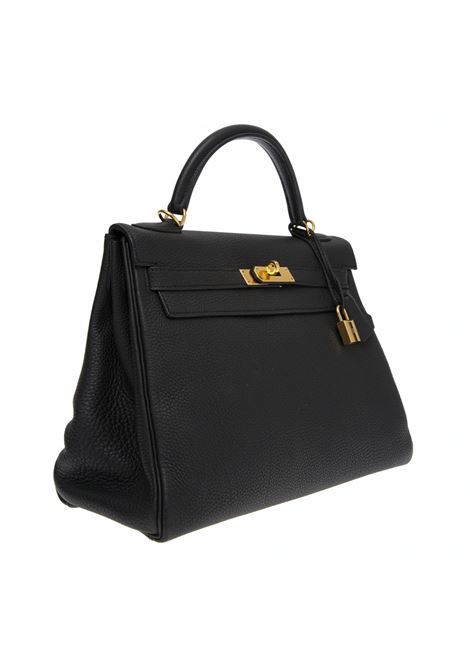 Hermès black Kelly 32 Hermes | Borsa | KELLY 32 BLACKRETOURNE