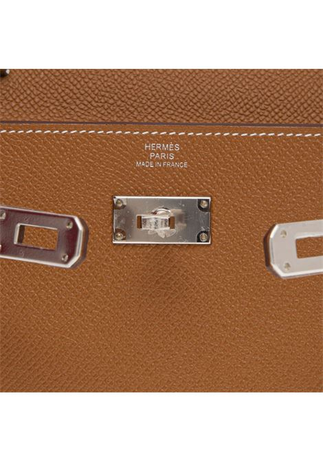 Hermès camel Kelly to Go Clutch / Shoulder bag Hermes | Borsa | KELLY TO GOCAMEL